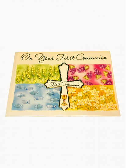 Communion Money Wallet Card...