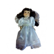 Communion Doll Dressed in Communion dress available in Blonde or Black