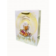 Holy Communion Gift Bag with a 3D motif 19x25