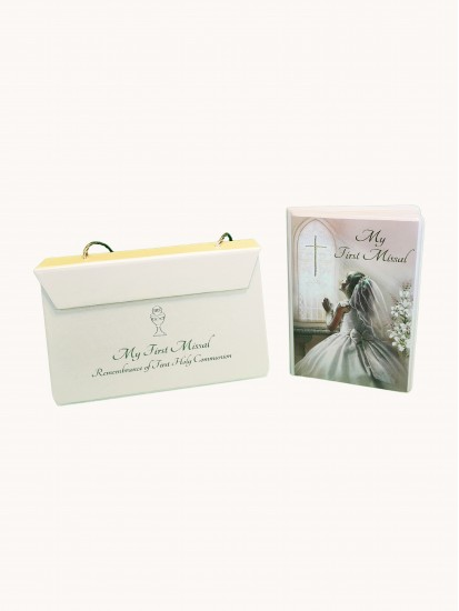 My First Missal with lovely Carry case and includes All the Mass and Daily ...
