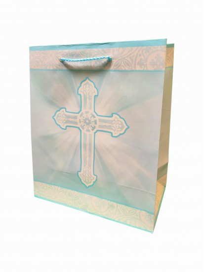 First Holy Communion Gift Bag in blue only...