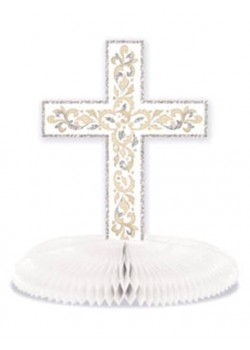 First Communion Table Centre Piece