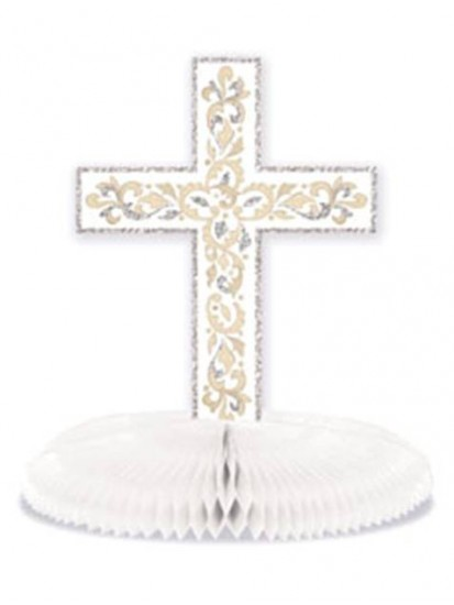 First Communion Table Centre Piece...