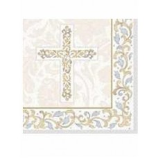First Communion 20 0 Generic Napkins, 13'x13' inches