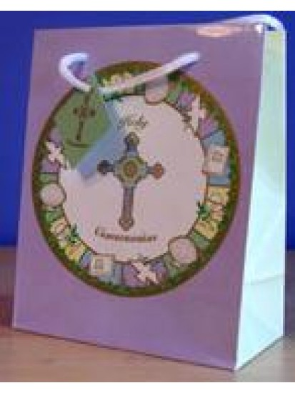 Beautiful First Holy Communion Gift Bag: Ideal for First Communion Preent...